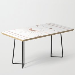 La Lune or The Moon White Edition Coffee Table