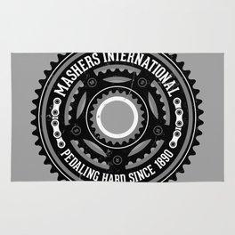 Mashers International (light grey) Rug