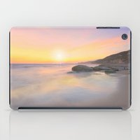 marley iPad Cases featuring The morning Light by Peaky40