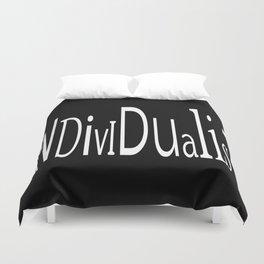 Individualist Duvet Cover