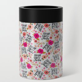 Pretty Sweary: Fresh out of Fucks- Grey Can Cooler