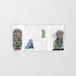 Bell Jar series (complete) Hand & Bath Towel