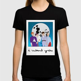 I want you T-shirt