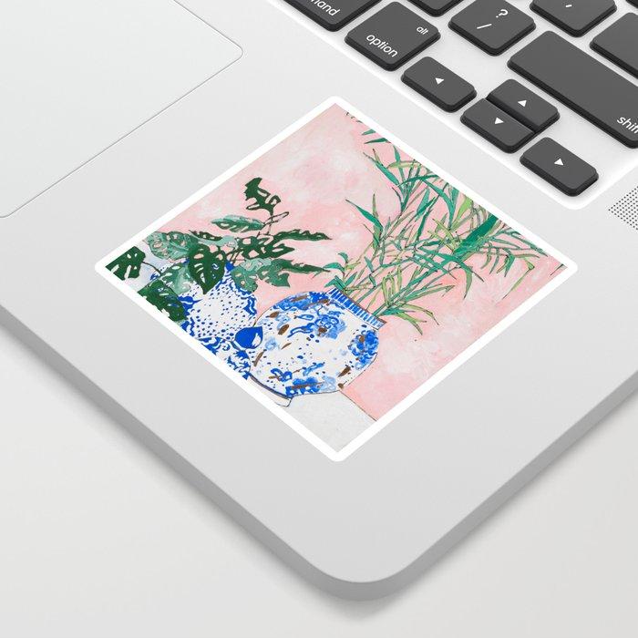Friendship Plant Sticker
