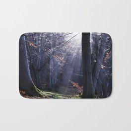 Fairy tale, forest landscape Bath Mat