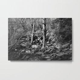 Becky Falls Metal Print