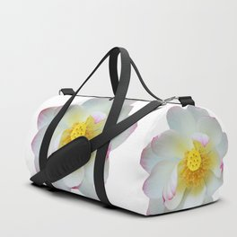 Lotus Flower Duffle Bag