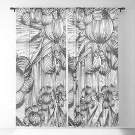 nature Sheer Curtain