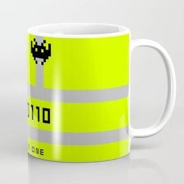 iN8™ |  0010110 Galactic Revolution Coffee Mug