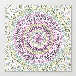 Intricate Spring Canvas Print