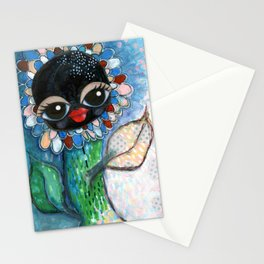 """""""Waving at you"""" Stationery Cards"""