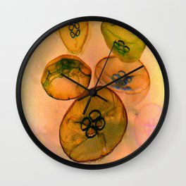 Jellyfhish  Fantasy Wall Clock