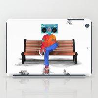 radiohead iPad Cases featuring Radiohead by Amarelle07