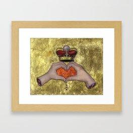 Claddagh II Framed Art Print