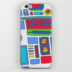 cool boys like epic droids iPhone & iPod Skin