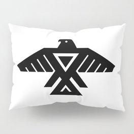 Native American Thunderbird Symbol Flag Pillow Sham