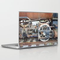 train Laptop & iPad Skins featuring Train by courtney2k ⚓ design™