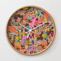 Schema 14 Wall Clock