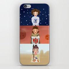 Star Ladies  iPhone Skin