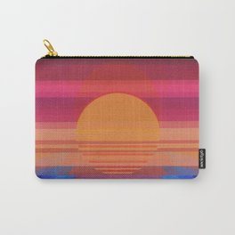 Deco Outrun Carry-All Pouch
