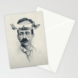 Disorientation Stationery Cards