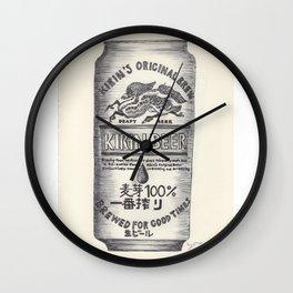 BALLPEN JAPAN 7 Wall Clock