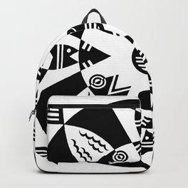 Grafica Futurista Backpack