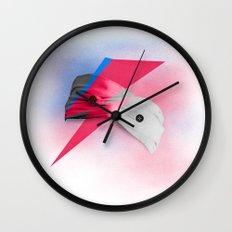 Blackstar (from Mars) Wall Clock