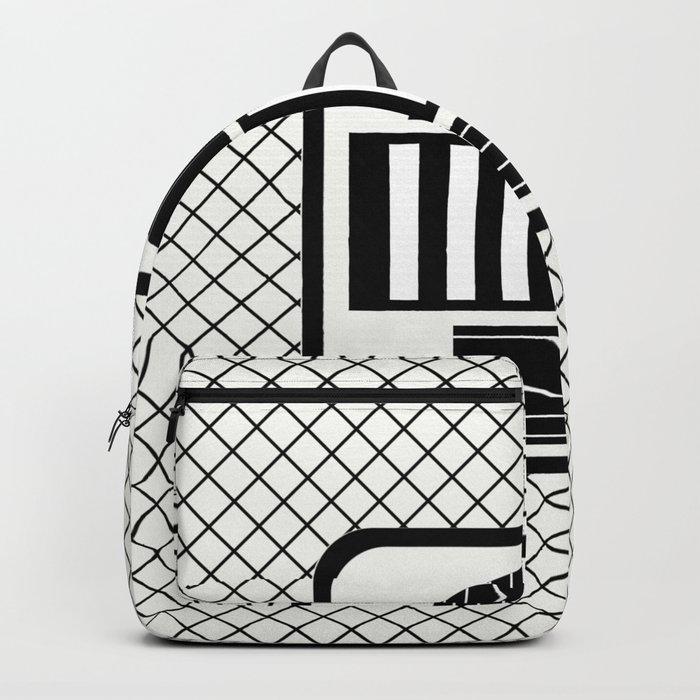 H1DD3N M3AN1N6 - Hidden Meaning Backpack