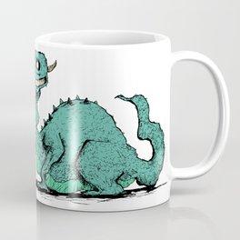 HAPPY DRAGON BEASTIE Coffee Mug