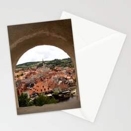 Cesky Krumlov Stationery Cards