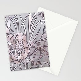 Carnation Creation- neutrals Stationery Cards
