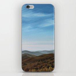 Black Balsam iPhone Skin