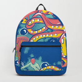 Octopus and Friends Backpack