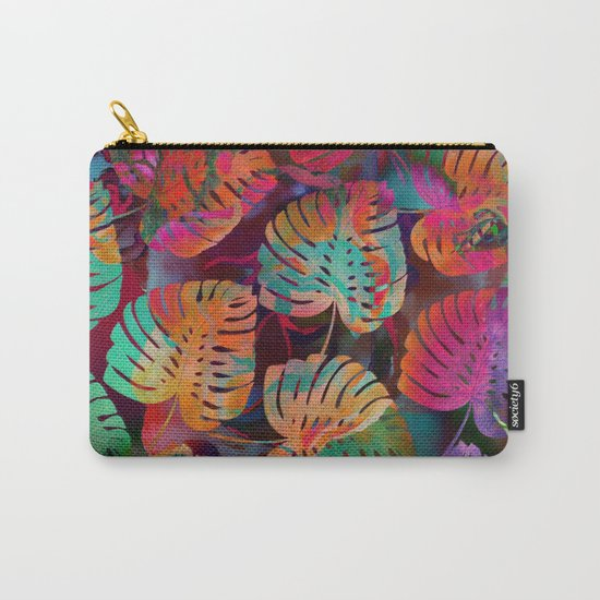 Tropical Mood Carry-All Pouch