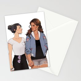 Off Duty Stationery Cards