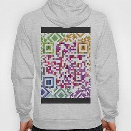 QR codes Hoody