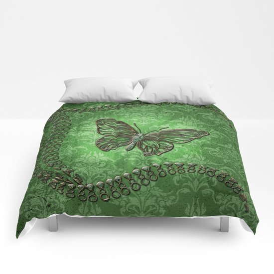 Decorative butterfly Comforters