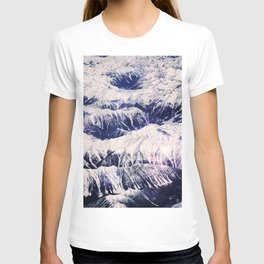 The Mountains Climbed T-shirt
