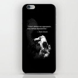 My Opponents. iPhone Skin