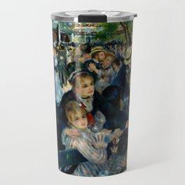 Renoir - Dance at Le Moulin de la Galette Travel Mug