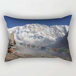 Prayers Rectangular Pillow