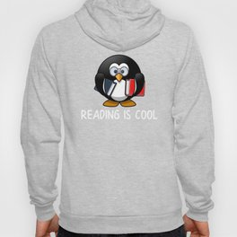 Book Worm Reading is Cool Hoody