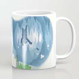 Frozen Dinner Coffee Mug