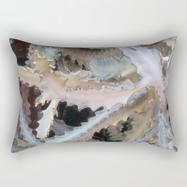 Ghost Cactus Rectangular Pillow