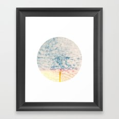 Beautiful Past Framed Art Print