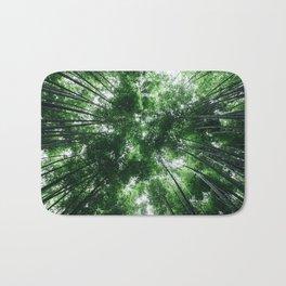 Bamboo Forest, Kyoto, Japan Bath Mat