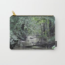 Quiet on the Creek Carry-All Pouch