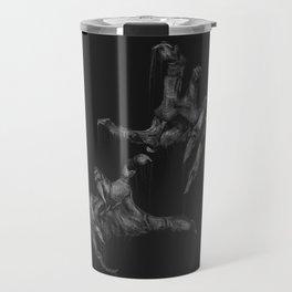Death's Hands Travel Mug