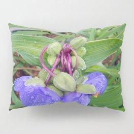 Knotty Flower Pillow Sham